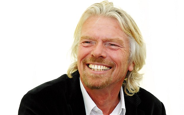 Five Things I Learned About Innovation from Sir Richard Branson